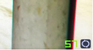 画面右下フレームレート表示