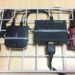 PCディスプレイに低遅延のワイヤレス・ヘッドホンを接続