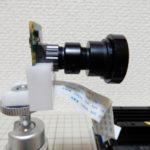 【STL】Raspberry Pi カメラモジュール V2用M12レンズマウントホルダー