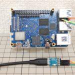 NanoPi M4V2にシリアルコンソールを接続するには