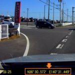 ドライブレコーダー映像にGPS座標を埋め込むには