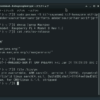 Raspberry Pi 4で64ビットLinuxのManjaroを動かしてみました