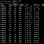 Raspberry PiでHDD等のストレージの使用時間を確認するには