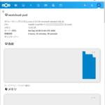 Windows 10のPodmanでNextcloudサーバ簡単構築 Ubuntu 20.04版